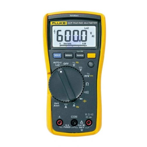 multrimetro digital 117 fluke